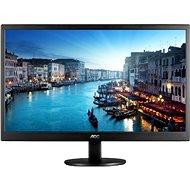 """20"""" AOC e2070swn - LED monitor"""