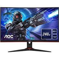 "27 ""AOC C27G2ZE / BK Gaming - LCD LED monitor"