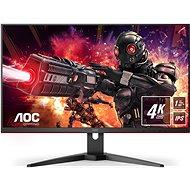 """28"""" AOC U28G2AE/BK Gaming - LCD LED monitor"""