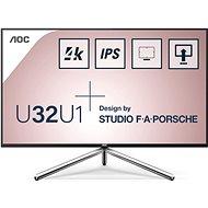 """32""""AOC U32U1 - LCD LED monitor"""