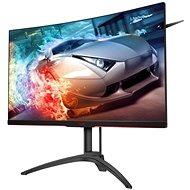 """32"""" AOC AG322QC4 - LED monitor"""