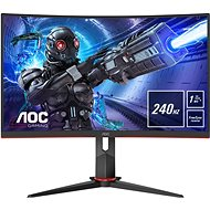 "32"" AOC C32G2ZE/BK Gaming - LCD LED monitor"