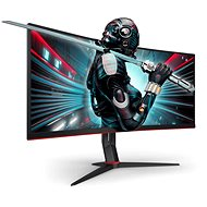 "34"" AOC CU34G2/BK Gaming - LCD LED monitor"
