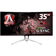 "35"" AOC AG352UCG - LCD LED monitor"