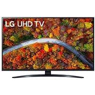 "75"" LG 75UP8100 - Televízió"