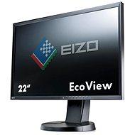 "22"" EIZO FlexScan EV2216WFS3-BK - LED monitor"
