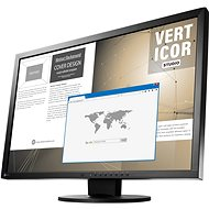 "24"" EIZO FlexScan EV2430-BK - LCD LED monitor"