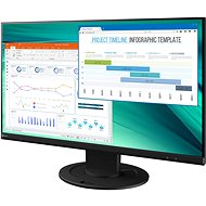 "24"" EIZO Flex Scan EV2460-BK - LCD LED monitor"