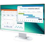 "24"" EIZO Flex Scan EV2460-WT - LCD LED monitor"
