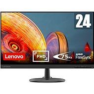 """23,8"""" Lenovo C24-25 fekete - LCD LED monitor"""