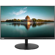 "23,8"" Lenovo ThinkVision P24q fekete - LED monitor"