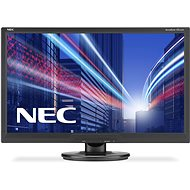 "24"" NEC AccuSync AS242W fekete - LCD LED monitor"