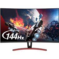 "31.5"" Acer ED323QURAbidpx black - LCD LED monitor"