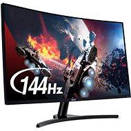 """31.5"""" Acer ED322QRPbmiipx, ívelt - LCD LED monitor"""