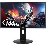 "23,6"" Acer XF240QPbiipr Gaming, 144Hz LED, fekete - LED monitor"