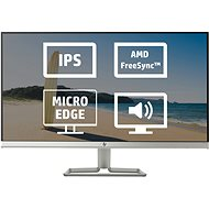 """27"""" HP 27fw hangszóróval - LCD LED monitor"""