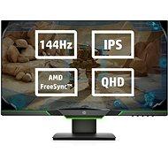 """27"""" HP X27i 2K Gaming - LCD LED monitor"""