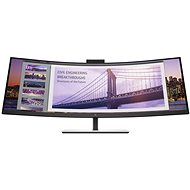 """43.4"""" HP S430c - LCD LED monitor"""