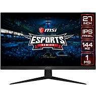 27 hüvelykes MSI Optix G271 - LCD LED monitor