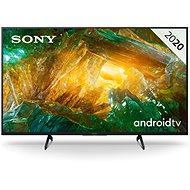 55'' Sony Bravia LED KE-55XH8096 - Televízió
