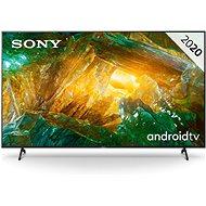 65'' Sony Bravia LED KE-65XH8096 - Televízió