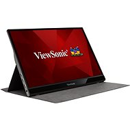 "16"" ViewSonic VG1655 Portable - LCD LED monitor"
