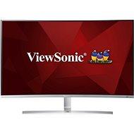 "31.5"" Viewsonic VX3216-Scmh-W-2 - LED monitor"