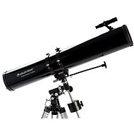 Celestron 114 EQ PowerSeeker Teleszkóp - Távcső