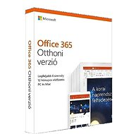 Microsoft Office 365 Otthoni verzió - Elektronikus licensz