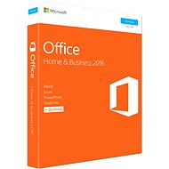 Microsoft Office 2016 Home and Business ENG - Irodai készlet