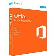 Microsoft Office 2016 Home and Student ENG - Irodai készlet