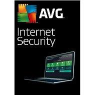 AVG Internet Security 3 számítógépre 12 hónapig (elektronikus licenc) - Biztonsági szoftver