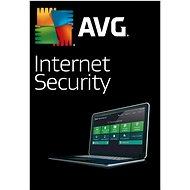 AVG Internet Security for Windows 3 számítógépre 36 hónapra (elektronikus licenc) - Internet Security