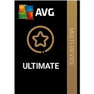 AVG Ultimate 24 hónapig (elektronikus licenc) - Internet Security