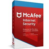 McAfee Internet Security (elektronikus licenc) - Elektronikus licensz