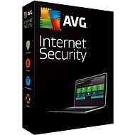 AVG Internet Security 1 számítógépre 12 hónapig - Biztonsági szoftver