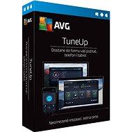 AVG PC TuneUp Unlimited 12 hónapig (elektronikus licenc) - Szoftver PC karbantartásához