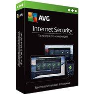 AVG Internet Security Unlimited (elektronikus licenc) - Internet Security