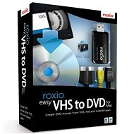 Roxio Easy VHS to DVD for Mac EN - Grafikai szoftver