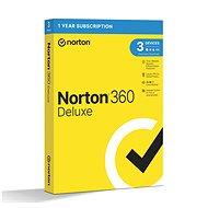 Norton 360 Deluxe 25GB CZ, 1 felhasználó, 3 készülék, 12 hónap (elektronikus licenc) - Internet Security