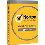 Symantec Norton Security Premium 25 GB 3,0 GB, 1 felhasználó 10 eszköz 12 hónap (e licen - Elektronikus licensz