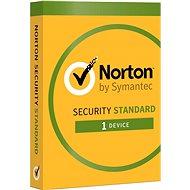 Norton Security Standard CZ, 1 felhasználó, 1 eszköz, 2 év (elektronikus licenc) - Internet Security