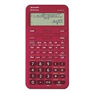 Sharp EL-W531TL piros - Számológép