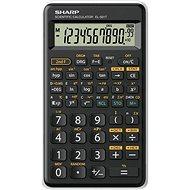 Sharp SH-EL501TWH fekete / fehér - Számológép