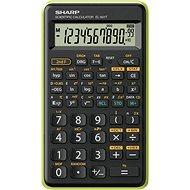 Sharp SH-EL501TBGR fekete / zöld - Számológép