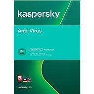 Kaspersky Anti-Virus -  egy számítógépre 12 hónapra (elektronikus licensz megújítása) - Antivírus szoftver