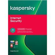 Kaspersky Internet Security multi-device 1 felhasználó számára 12 hónapig (elektronikus licenc) - Internet Security
