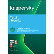 Kaspersky Total Security multi-device 2017 megújítás 5 db készülékhez 24 hónapra (elektronikus licenc) - Biztonsági szoftver
