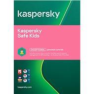 Kaspersky Safe Kids 1 felhasználó 12 hónapig (elektronikus licenc) - Biztonsági szoftver