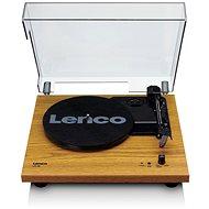 Lenco LS-10 Wood - Lemezjátszó